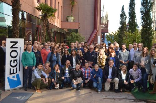 Aegon presenta su estrategia comercial para 2019