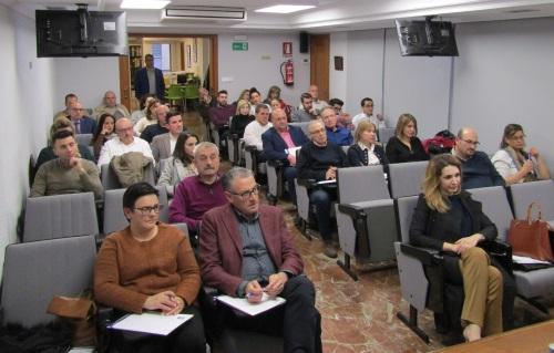 El Colegio de Alicante refresca la formación sobre el Baremo de Tráfico