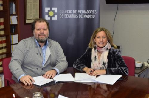 El Colegio de Madrid y Smart Discovery firman un acuerdo de colaboración