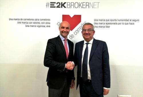 E2K y Plus Ultra renuevan su acuerdo de colaboración