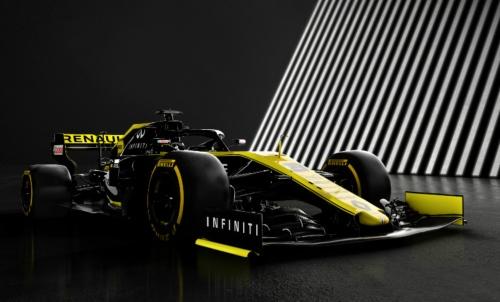 Mapfre se sitúa en la línea de salida con el Renault F1 Team