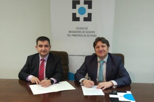 El Colegio de Asturias y Asefa siguen apostando por la mediación