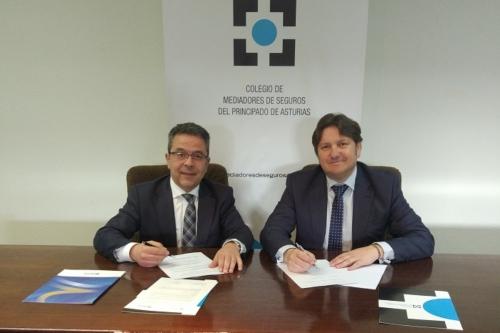 El Colegio de Asturias y Reale se alían para potenciar la mediación