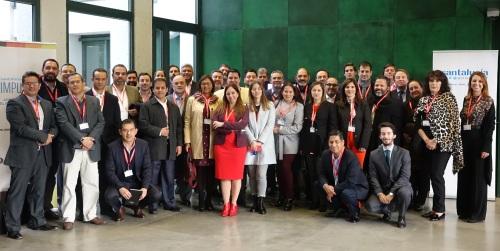 Seguros Field Trip Madrid 2019 se cuela en la sede de Santalucía