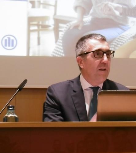 """José Luis Ferré: """"la digitalización es un reto para la mediación, las compañías y sus empleados"""""""