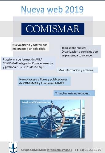 Web Comismar