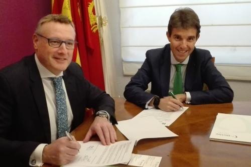 Berkley España colabora con la mediación aragonesa