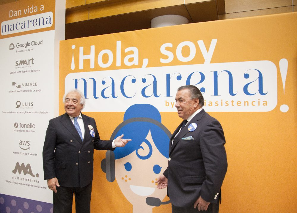 Multiasistencia lanza MAcarena. Noticias de seguros.