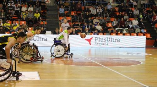 Plus Ultra Seguros patrocina la Copa del Rey de baloncesto en silla de ruedas