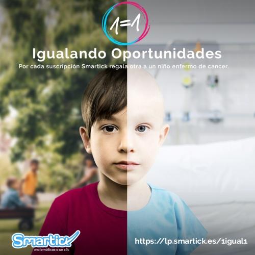 Smartick: matemáticas a un clic para los niños enfermos de cáncer