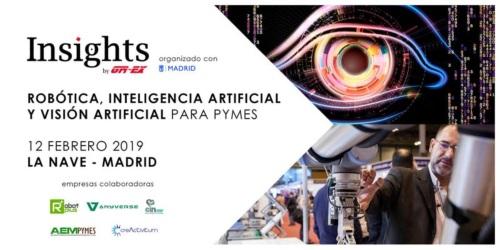 Pymes, robótica e inteligencia artificial