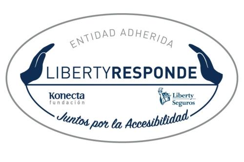 Liberty responde a las personas con discapacidad en el nuevo sello Juntos por la Accesibilidad