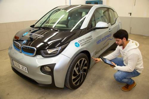Vehículos eléctricos, próximo objetivo de Centro Zaragoza