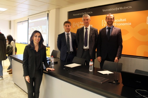 El XVIII Foro de Empleo y Emprendimiento cuenta con el Colegio de Valencia