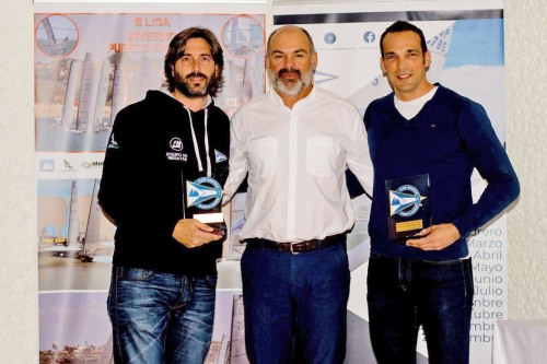 Iberian es subcampeón de la II Liga Náutica de Puerto Sherry