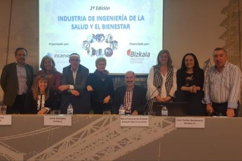 Inithealth participa en la presentación del curso Industria de Ingeniería de la Salud y el Bienestar