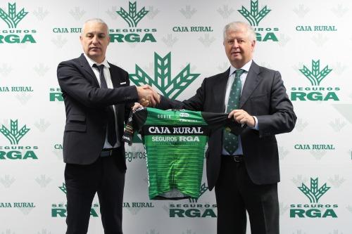 RGA refuerza el pelotón del equipo ciclista Caja Rural-Seguros RGA