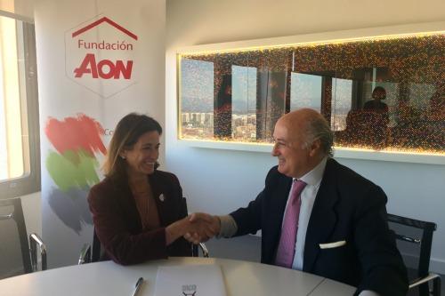 Fundación Aon fomenta la inclusión social a través del Arte