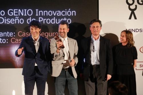 Caser ReMoto, premio Genio al mejor producto innovador