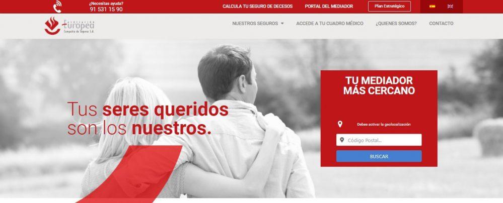 Asociación Europea noticias de seguros