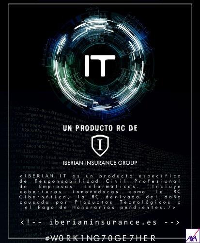 Iberian It: la RC que protege a las empresas informáticas