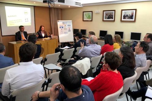 Arag forma a los mediadores de Huesca en reclamación de daños en accidentes de tráfico
