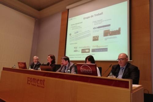 El Colegio de Actuarios de Cataluña celebra su Asamblea anual