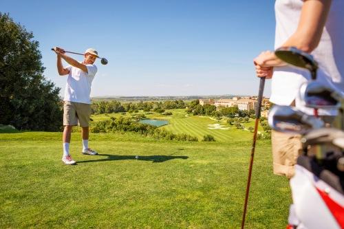 Tu padre, su día, el golf y tú