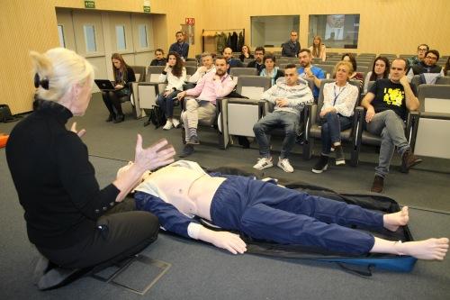 El reto en técnicas de reanimación pulmonar de IQM llega a la penúltima fase