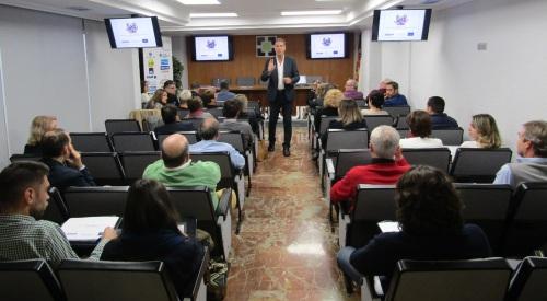 Asisa imparte formación sobre seguros personales en el Colegio de Alicante