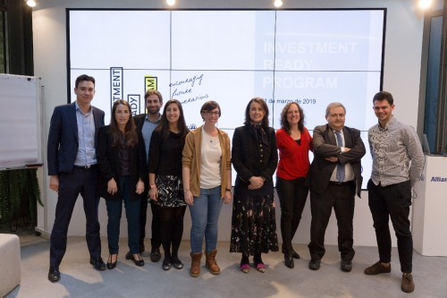 Escuelab y Zadig, candidatas al Allianz Future Generations Award