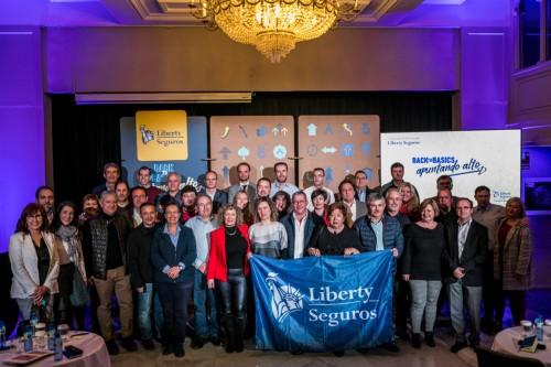 Liberty apunta alto en sus tres convenciones regionales con agentes