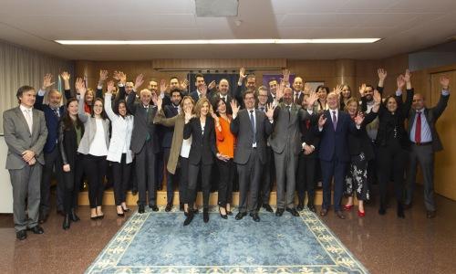 Galicia cuenta con 18 nuevos gestores de riesgos y seguros