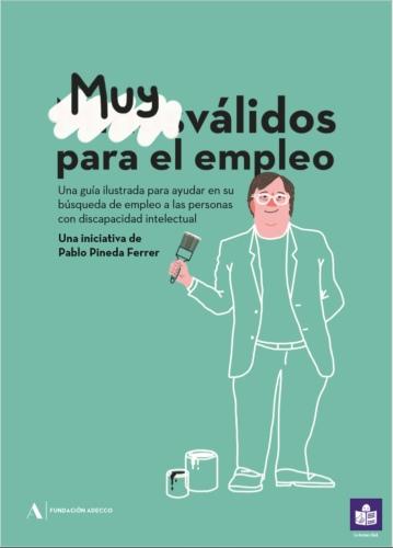 Pablo Pineda ayuda a encontrar empleo a las personas con discapacidad intelectual