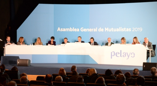 Alberto Rodríguez es el nuevo consejero no ejecutivo de Pelayo
