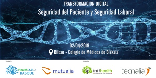 Inithealth colabora en la jornada de transformación digital de Health 2.0 Basque y Mutualia
