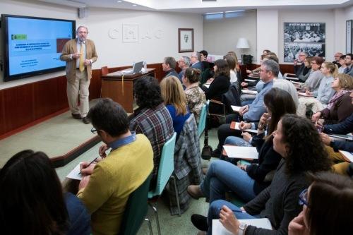 El Colegio de Gerona forma a sus mediadores en gestión de siniestros