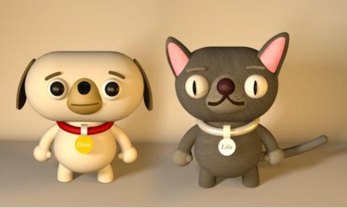 Dino y Lila te ayudan a cuidar y proteger a tus mascotas