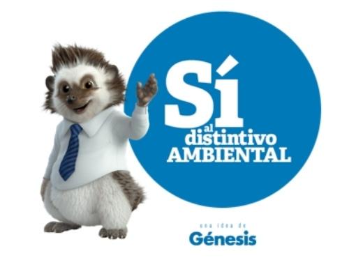 Génesis dice sí al distintivo medioambiental de la DGT