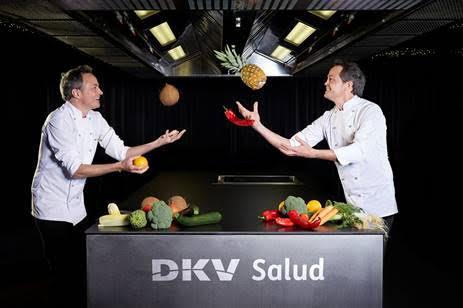 Los hermanos Torres y DKV se alían para promover la nutrición saludable