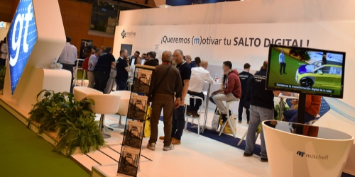 GT Motive en Motortec Automechanika