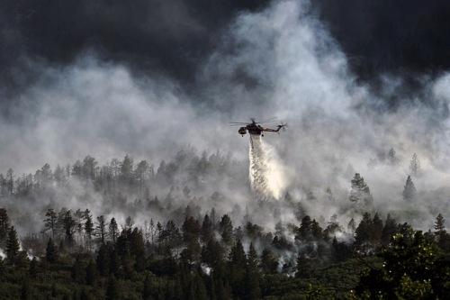 España en llamas: ¿quién cubre los daños de los incendios forestales?