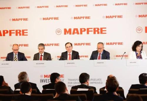 Mapfre presenta a los inversores su nuevo plan estratégico