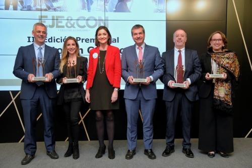 Los premios EJE&CON ya tienen ganadores