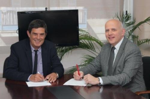 Profesionalizar la figura del mediador, clave del acuerdo entre Plus Ultra y el Colegio de Baleares