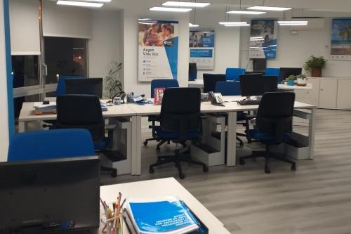 Aegon inaugura una nueva oficina en Valencia