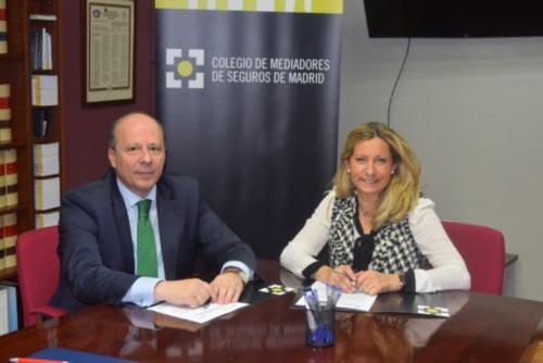 El Colegio de Madrid  y Fiatc amplían su relación