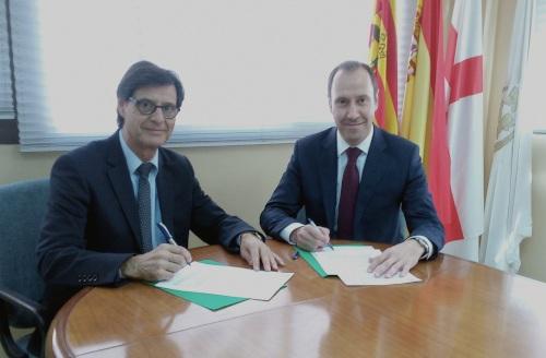 Plus Ultra y el Colegio de Huesca apuestan por la mediación