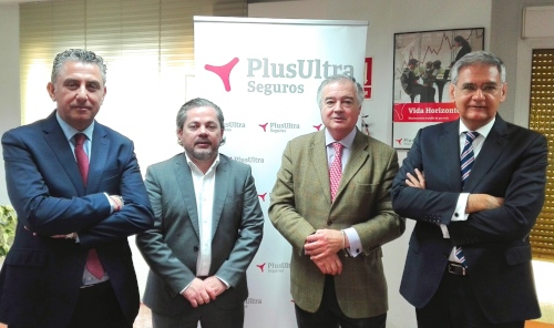 Plus Ultra y el Colegio de Jaén renuevan sus acuerdos