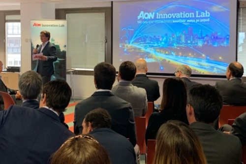Aon Innovation Lab llega a su fase final